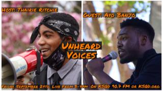 Unheard Voices with Ayo Banjo